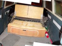 1968 Z-bed living in an '86 Vanagon GL