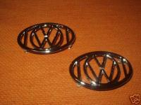Cool VW horn Grills