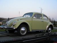 My 1961 Berylgreen DeLuxe