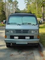 Front of the 'ol Vanagon