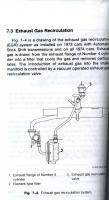 EGR - Exhaust Gas Recirculation Diagram for Late Model Bugs