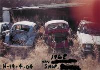 1968 Bug