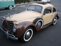 """1961 """"Coachbuilt"""""""