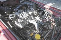 2.2L engine installed