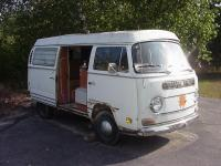 euro westy 70 with chrome bumper
