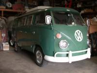'65 231 Velvet Green Westy