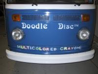 The Doodle Bus for www.doodledisc.com