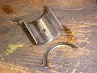 Broken cam bearing