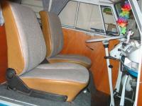 Replacing seats 01