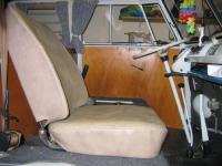 Replacing seats 04