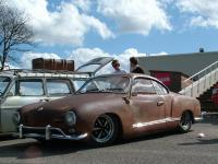 Rust covered lowlight ghia