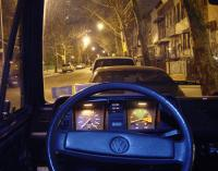 White LEDs in courtesy light, compared to color of instrument panel lights
