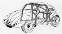 Chenowth Class 11 Roll Cage