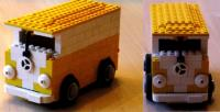 VW splitscreen from Lego - the game is on!!
