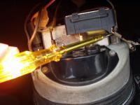 Broken fuel meter