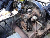 June, 1955 Beetle engine
