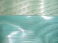 glacier blue running board covers