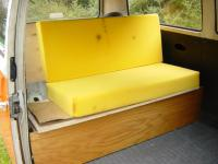 Z-bed modified for full width