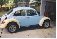 my 1972 Beetle