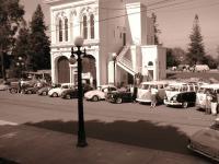 Kelley Park 2002 -Club Shots BW(Monterey Peninsula Aircooled Society-M.P.A.S.)