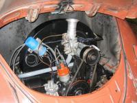 2005 36 HP landspeed racing Class I recordholder