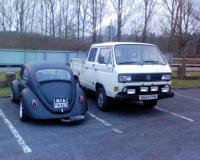 Stoke & Staffs VW Meet