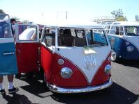 Restored red Bus