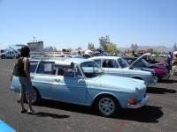 Squareback and Type 3 line up