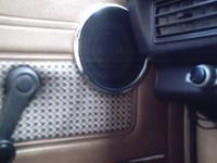 jag speaker in the drivers door