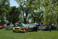 Nice cars and a nice park = a good day