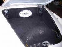 '72 ghia trunk