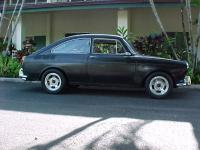 1969 fastback w/mags