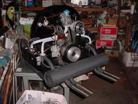 1957 engine ... ready for Judson?