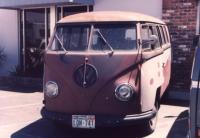 Barndoor Microbus