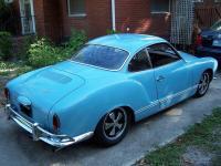 """Rusty's Ghia on 6"""" Fuchs"""