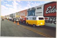 The Line Up at Irwindale
