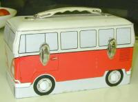 Original bus lunchbox with thermos.
