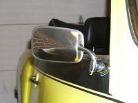 Ghia mirror stance