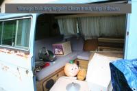 Before the Restore: Rear Cabin