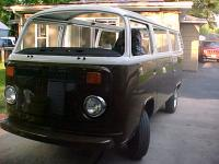 78 Champagne Edition Westy