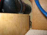 Late Westy sink pump wiring