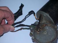 3 Wire Wiper Motor