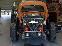baja rear cage