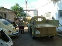 T-825 KDF pickup truck ready to ship