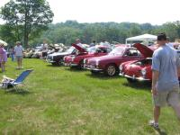 nice ghia turnout for lichfield