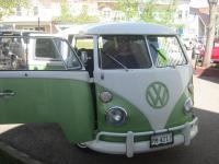 Cyber Green Bus