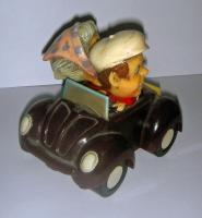 """VW Classic"" Toy made by Berries 1972 (419)"