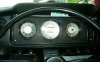 68 & early 69 Dash top pad