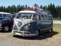 My '67 21 window at NW v-dub Nationals