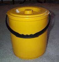 Trash can for a 78 Westfalia